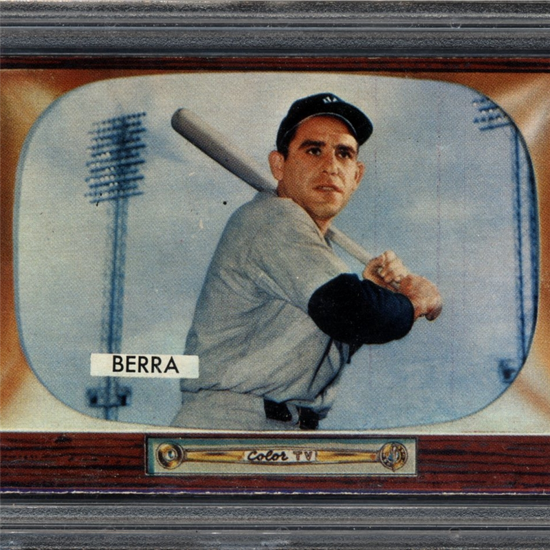 Yogi Berra, New York Yankees
